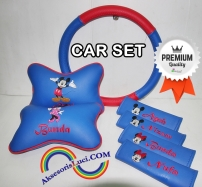 CAR SET MICKEY